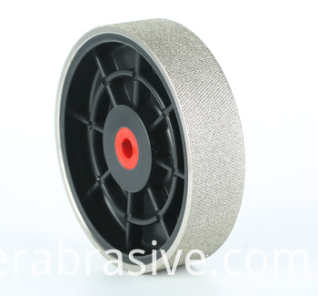 Diamond Lapidary Textured Grinding Wheel