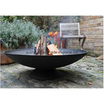 Puits de feu brûlant au bois en fonte, Fire Bowl