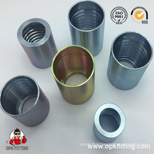 SAE100r7-R8-Ferrule Hydraulic Hose Fittting Fitting