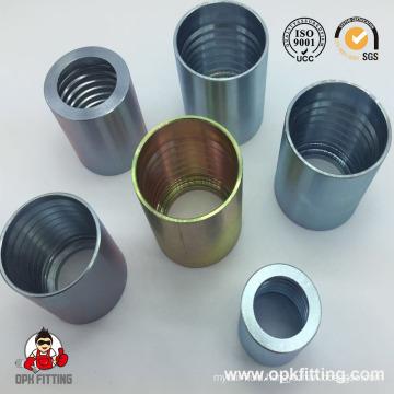Hydraulic Ferrule Fitting with Zinc Plated (00500)