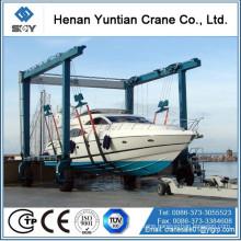 Marine Davit Cranes, Yacht Hoist machine