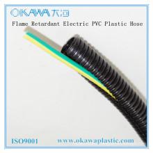 Black PP Soft Tubing pour l'équipement chimique