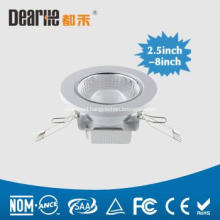 4 inch 8w classic cob downlight ceiling light high quality good price factory