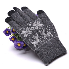 2015 Factory OEM Winter Style Touchscreen Gloves