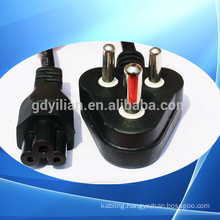 power cord with dimmer switch / South Africa power cord for salt lamp with inline sw,esalt lamp power cord ,14 salt lamp