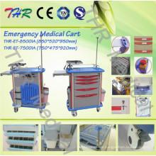 Medical Emergency Cart Hospital Furniture