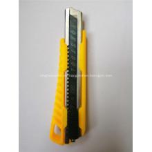 Art Knife Snap Off Blade Plástico Seguridad Utilidad 18mm