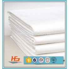 Extra Wide White 50% algodão 50% poliéster Tecido de cobertura