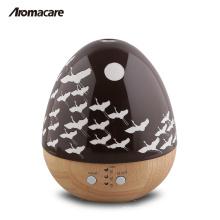 Aromacare Hot Sale Spa Aroma Burner Venta al por mayor de escritorio de cerámica Aroma Cool Mist Humidificador ultrasónico