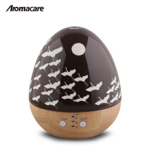 Aromacare Hot Sale Spa Aroma Burner Wholesale Desktop Ceramic Aroma Cool Mist Ultrasonic Humidifier
