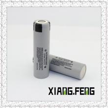 3200 mAh Capacité pour Panasonic 18650bd 10A Discharge High Drain Battery, NCR18650bd 3.7V rechargeable