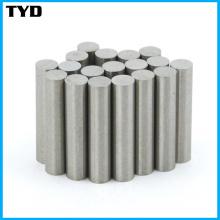 Ni-Cu-Ni recubrimiento N50 Fuerte NdFeB Magnet Cilindro