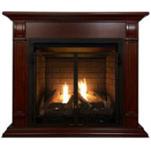 Gas Fireplace 32′′ 32, 000 Btus (9.4KW)