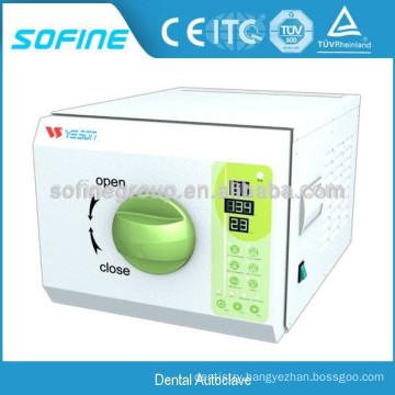 Hot sale European Class dental Steam Autoclave Sterilizer