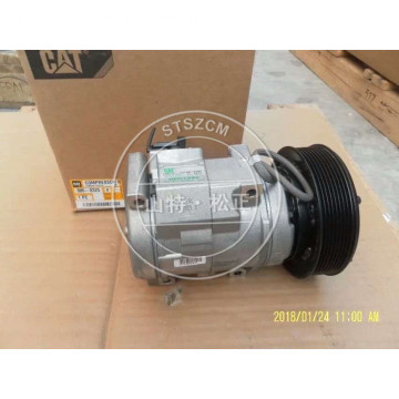 أجزاء حفارة CAT C13 COMPRESSOR & MTG GROUP-REFRIG 305-0325