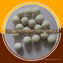 Konkurrenzfähiger Preis Keramischer regenerativer Ball für die Stahlindustrie