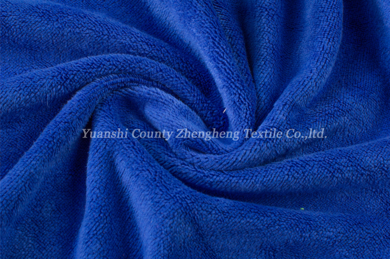 Weft Knitting Microfiber Towel-018
