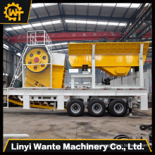 Factory Mini Mobile Crusher Best Price with Full Service in india