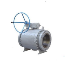 High Quality Trunnion Ball Valve API