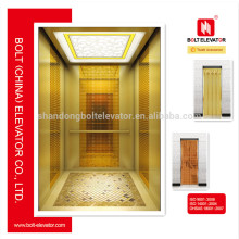 Bolt brand hotel antique passenger elevator price in china