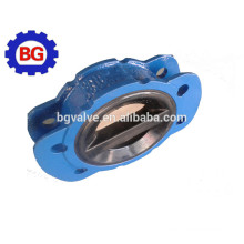 Wafer Type Butterfly Check Valve Dual Plate