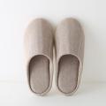 Ultra Lightweight Cozy 100% Cotton Japanese Indoor Slippers