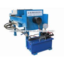 Presse-filtre manuelle de laboratoire de Zhejiang Long Yuan