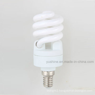 12W Mini Spiral Energy Saving Lamp with CE RoHS