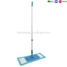 микрофибра пол пыли швабра с телескопической ручкой