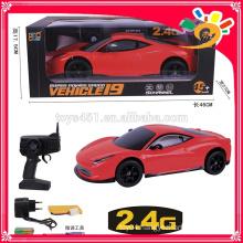 1:10 scale High speed drift rc car 2.4G 5CH rc model car