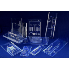 Clear Plastic Electronics Packaging (HL-2-6)