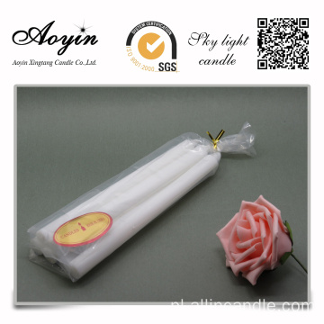 Tak Handmade White Stick Long Burning Candle