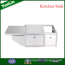 Steel Camping Trailer Kitchen (YLCC-104)
