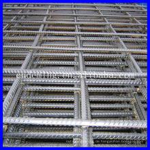 Hochwertige und billige Hot Dipped Galvanisierte, gerippte, kalt gerollte Stahl verstärkte geschweißte Mesh