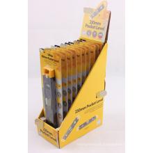 Professioanl Nível Topedo com caixa de exibição Embalagem (700105)