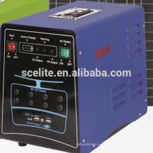 SMP Portable Solar System con cargador de CA