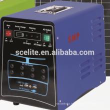 Système solaire portable SMP avec chargeur AC