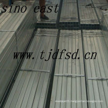 Galvanized Pipe (square /rectangular)