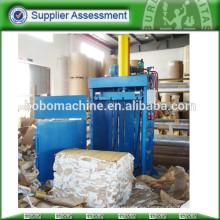 2015 prensa de balas de algodón semiautomática de tecnología avanzada