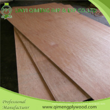 Poplar Core 15mm Bintangor Plywood From Linyi Qimeng