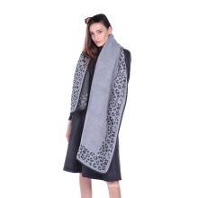 Artículos calientes 2017 Años Nuevos Productos Cashmere Lady bufanda hecha punto para la venta