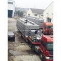 DW Serie Mesh Belt Dryer für frischen Ingwer