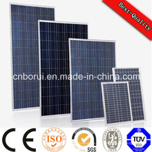 1702 * 945 * 45mm Größe und monokristalline Silizium Material High Efficiency Industrial Solar Panel