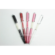 2016 New Style Stylos Promotion d'entreprise Crytal Ball Pen