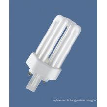Lampe fluorescente compacte de PL (PLT)