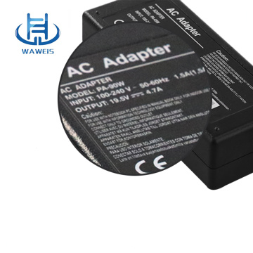 Laptop AC adapter 19.5V 4.7A για τη Sony