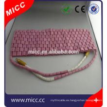 elemento de calentamiento del calentador de la almohadilla de cerámica