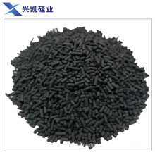 Activated carbon for harmful gas purification
