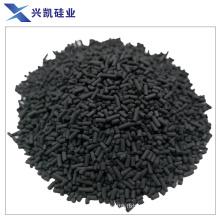Carvão ativado para purificação de gases nocivos
