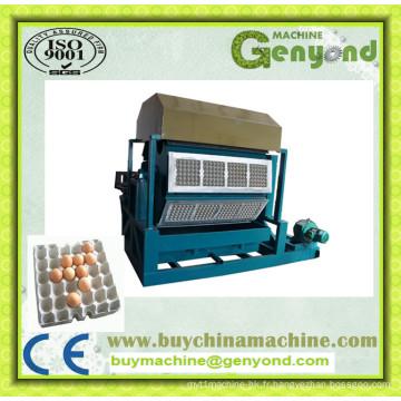 Machine de fabrication complète de bac à oeufs